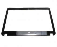 Rama Display HP  636938 001 Bezel Front Cover Neagra