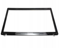Bezel Front Cover IBM Lenovo  G580A. Rama Display IBM Lenovo  G580A Neagra