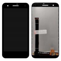 Ansamblu Display LCD  + Touchscreen Vodafone Smart E8 VFD 510.  Modul Ecran + Digitizer Vodafone Smart E8 VFD 510
