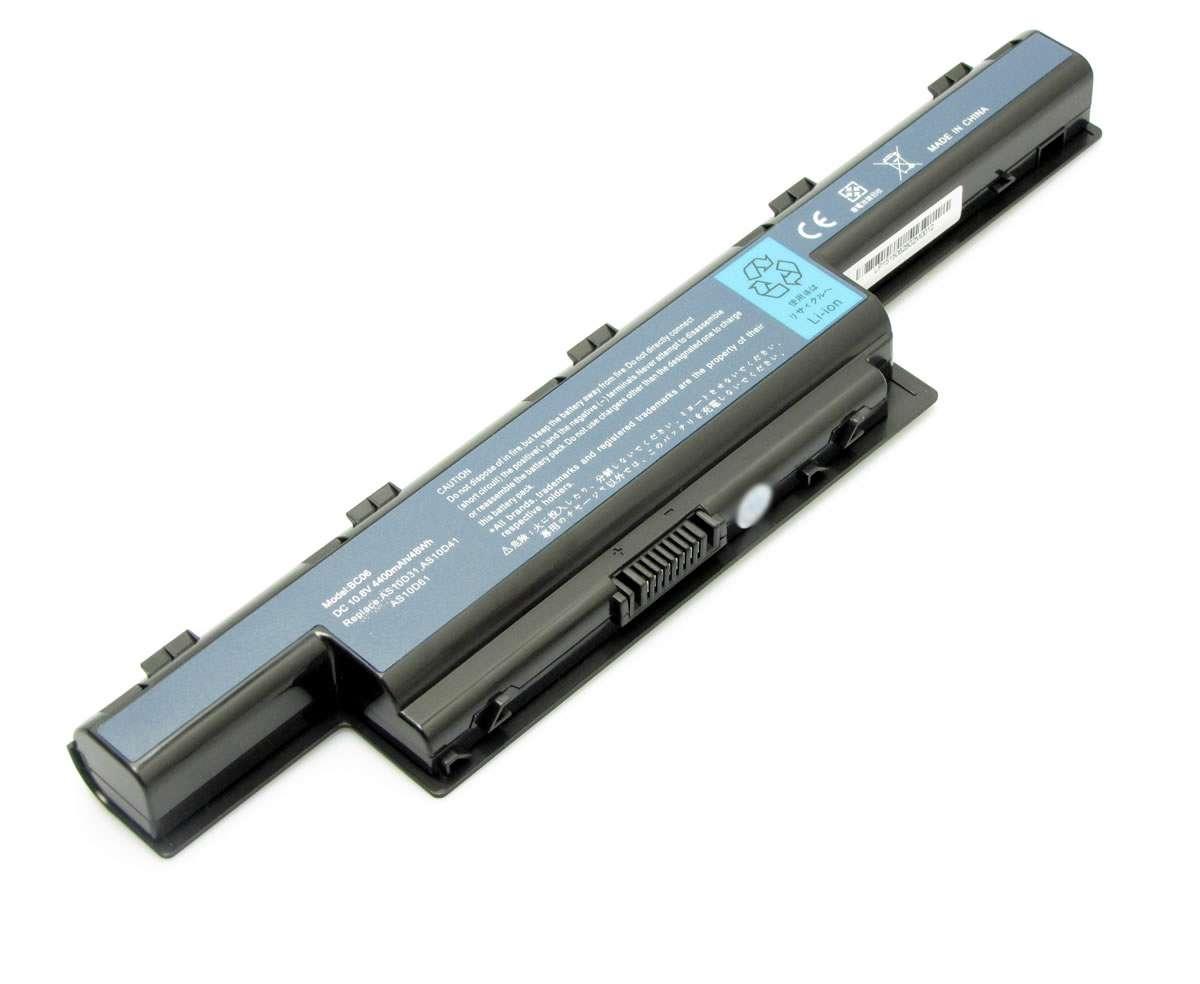 Baterie Gateway NV75S 6 celule imagine