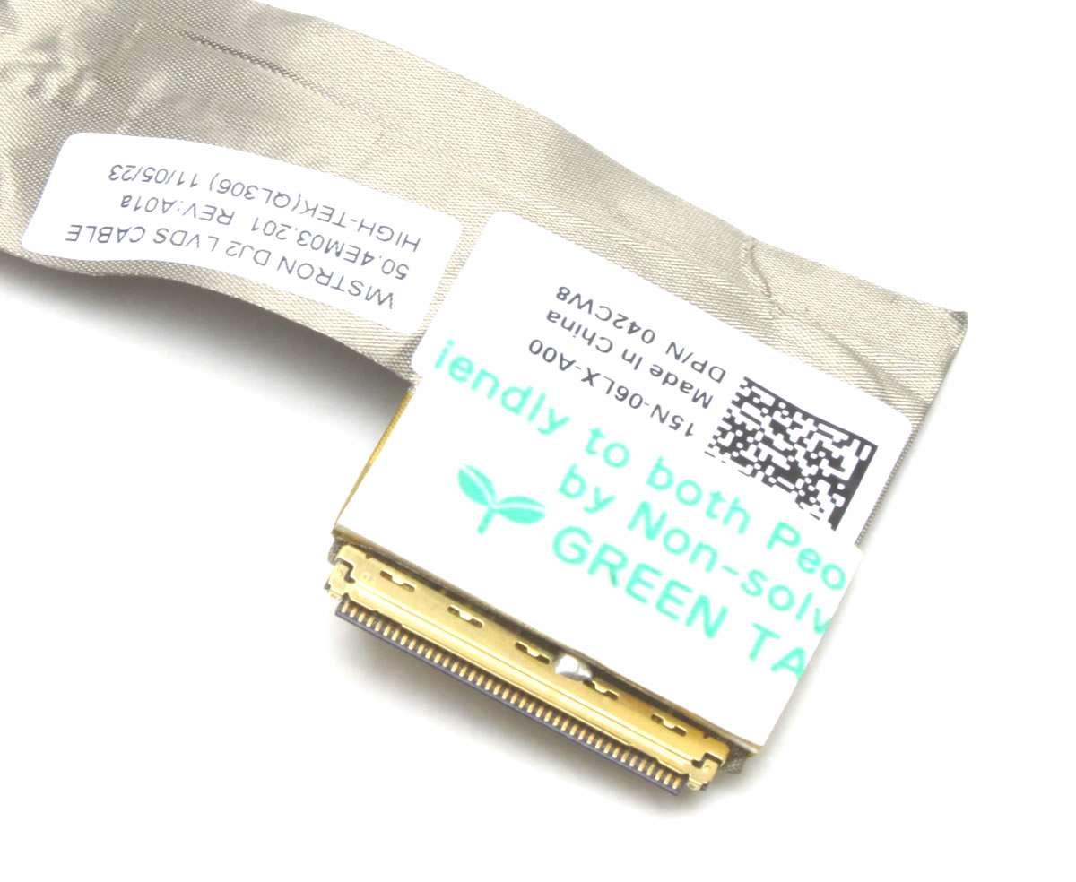 Cablu video LVDS Dell M5030 imagine powerlaptop.ro 2021