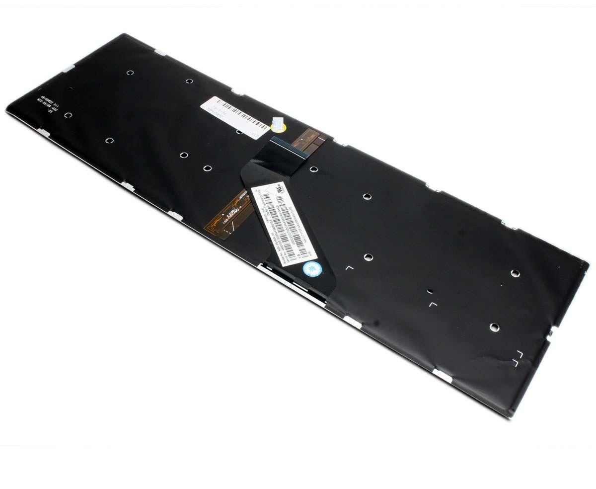 Tastatura Gateway NV55S05u iluminata backlit imagine powerlaptop.ro 2021