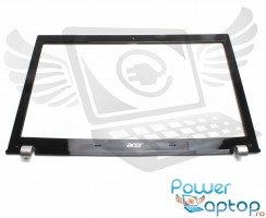 Bezel Front Cover Acer Aspire V3-571. Rama Display Acer Aspire V3-571 Neagra