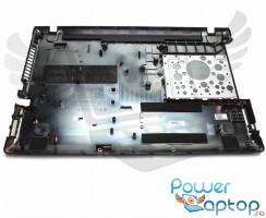 Bottom Lenovo IdeaPad Z51-70. Carcasa Inferioara Lenovo IdeaPad Z51-70 Neagra