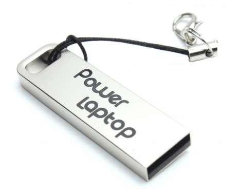 Memorie Stick USB Power Laptop 16GB USB 2.0 Aluminiu
