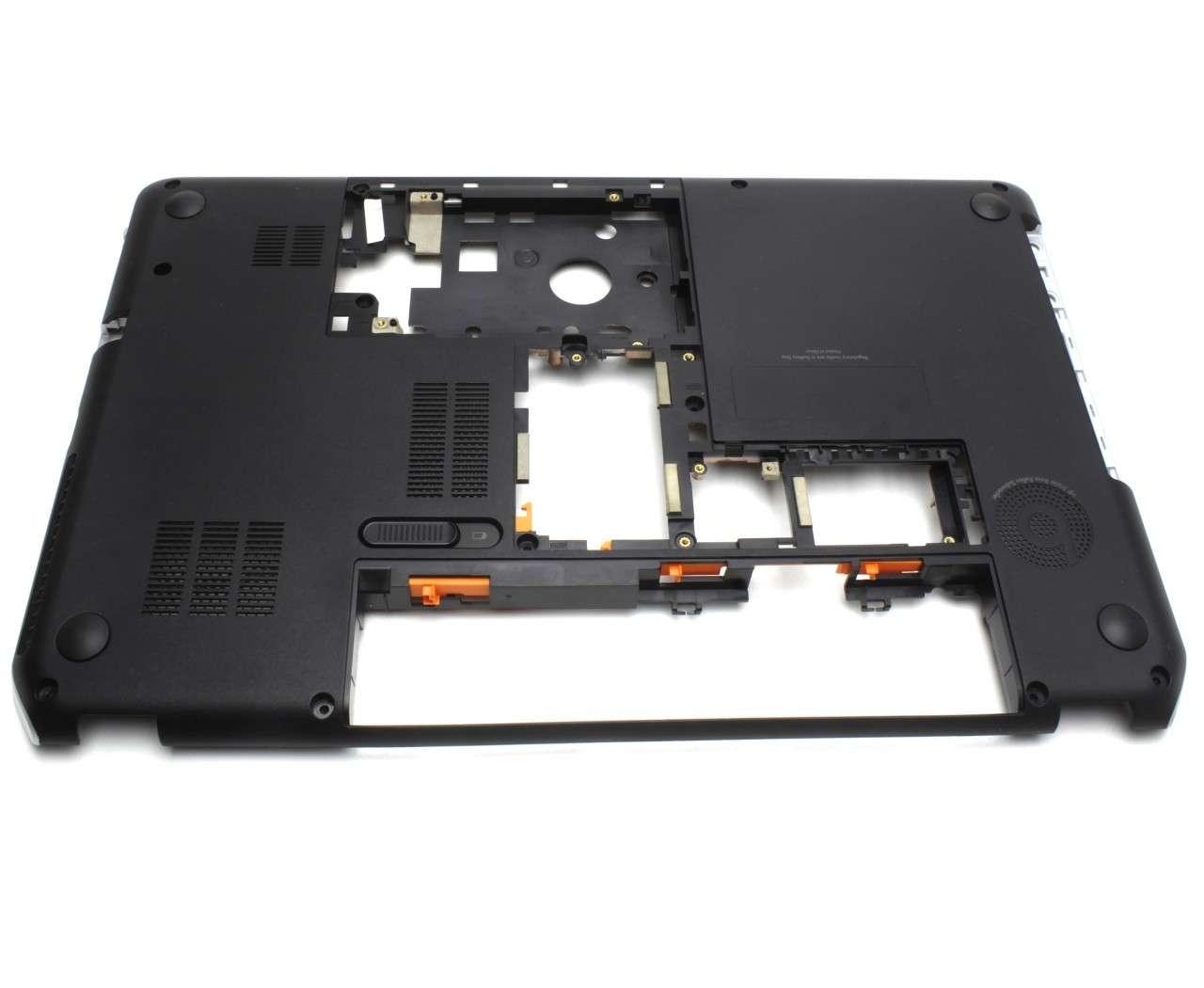 Bottom Case HP AP0U9000100 Carcasa Inferioara Neagra imagine powerlaptop.ro 2021