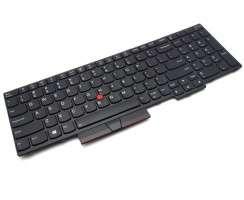 Tastatura Lenovo ThinkPad P52 iluminata backlit. Keyboard Lenovo ThinkPad P52 iluminata backlit. Tastaturi laptop Lenovo ThinkPad P52 iluminata backlit. Tastatura notebook Lenovo ThinkPad P52 iluminata backlit