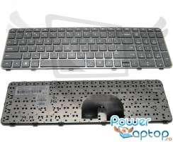 Tastatura HP Pavilion dv6 6000 Neagra. Keyboard HP Pavilion dv6 6000 Neagra. Tastaturi laptop HP Pavilion dv6 6000 Neagra. Tastatura notebook HP Pavilion dv6 6000 Neagra