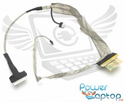 Cablu video LVDS Toshiba Satellite L500, cu part number DC02000S800