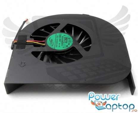 Cooler laptop Acer Aspire 4551. Ventilator procesor Acer Aspire 4551. Sistem racire laptop Acer Aspire 4551