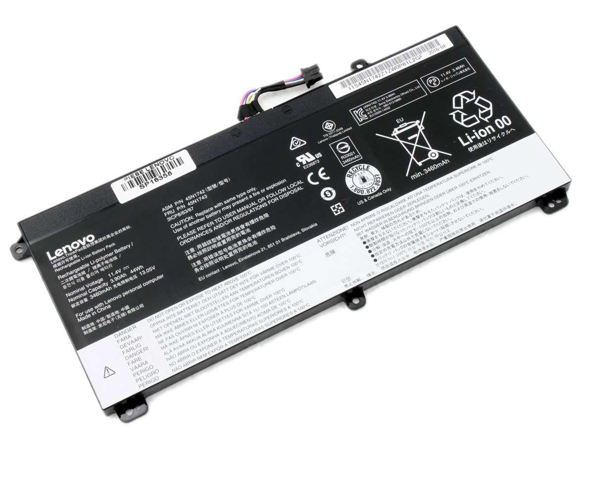 Baterie Lenovo ThinkPad W550s Originala imagine powerlaptop.ro 2021