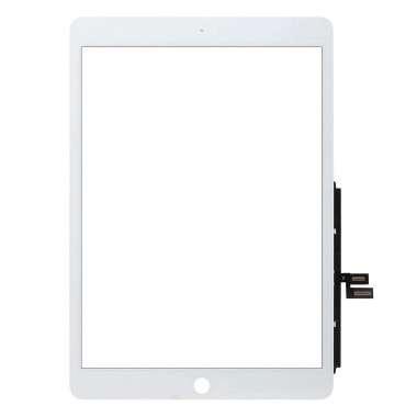 Digitizer Touchscreen Apple iPad 7 2019 10.2 A2200 Alb. Geam Sticla Tableta Apple iPad 7 2019 10.2 A2200 Alb
