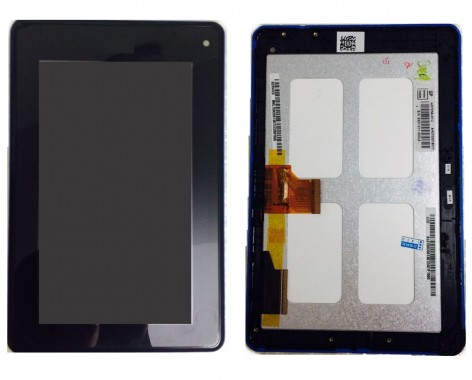 Ansamblu Display LCD  + Touchscreen Acer Iconia Tab B1-A71 cu rama ORIGINAL. Modul Ecran + Digitizer Acer Iconia Tab B1-A71 cu rama ORIGINAL