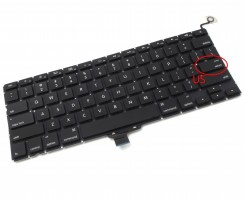 Tastatura Apple MacBook A1342 2009. Keyboard Apple MacBook A1342 2009. Tastaturi laptop Apple MacBook A1342 2009. Tastatura notebook Apple MacBook A1342 2009