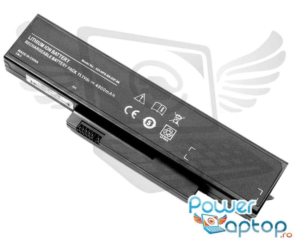 Imagine Baterie Fujitsu Siemens Esprimo Mobile V5555