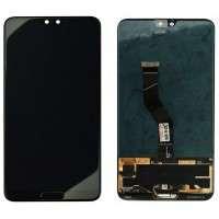 Ansamblu Display LCD + Touchscreen Huawei P20 Pro Black Negru . Ecran + Digitizer Huawei P20 10 Pro Black Negru