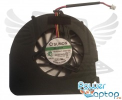 Cooler laptop Acer Aspire 5738D. Ventilator procesor Acer Aspire 5738D. Sistem racire laptop Acer Aspire 5738D