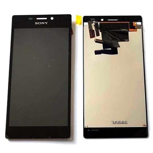 Display Sony Xperia M2 D2303 imagine powerlaptop.ro 2021
