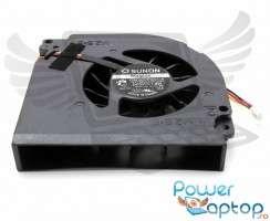 Cooler laptop Acer TravelMate 7520G. Ventilator procesor Acer TravelMate 7520G. Sistem racire laptop Acer TravelMate 7520G