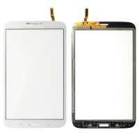 Digitizer Touchscreen Samsung Galaxy Tab 3 8.0 LTE T315 cu Gaura Difuzor. Geam Sticla Tableta Samsung Galaxy Tab 3 8.0 LTE T315 cu Gaura Difuzor