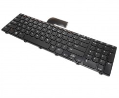Tastatura Dell 9Z.N5ZSQ.001 iluminata backlit. Keyboard Dell 9Z.N5ZSQ.001 iluminata backlit. Tastaturi laptop Dell 9Z.N5ZSQ.001 iluminata backlit. Tastatura notebook Dell 9Z.N5ZSQ.001 iluminata backlit