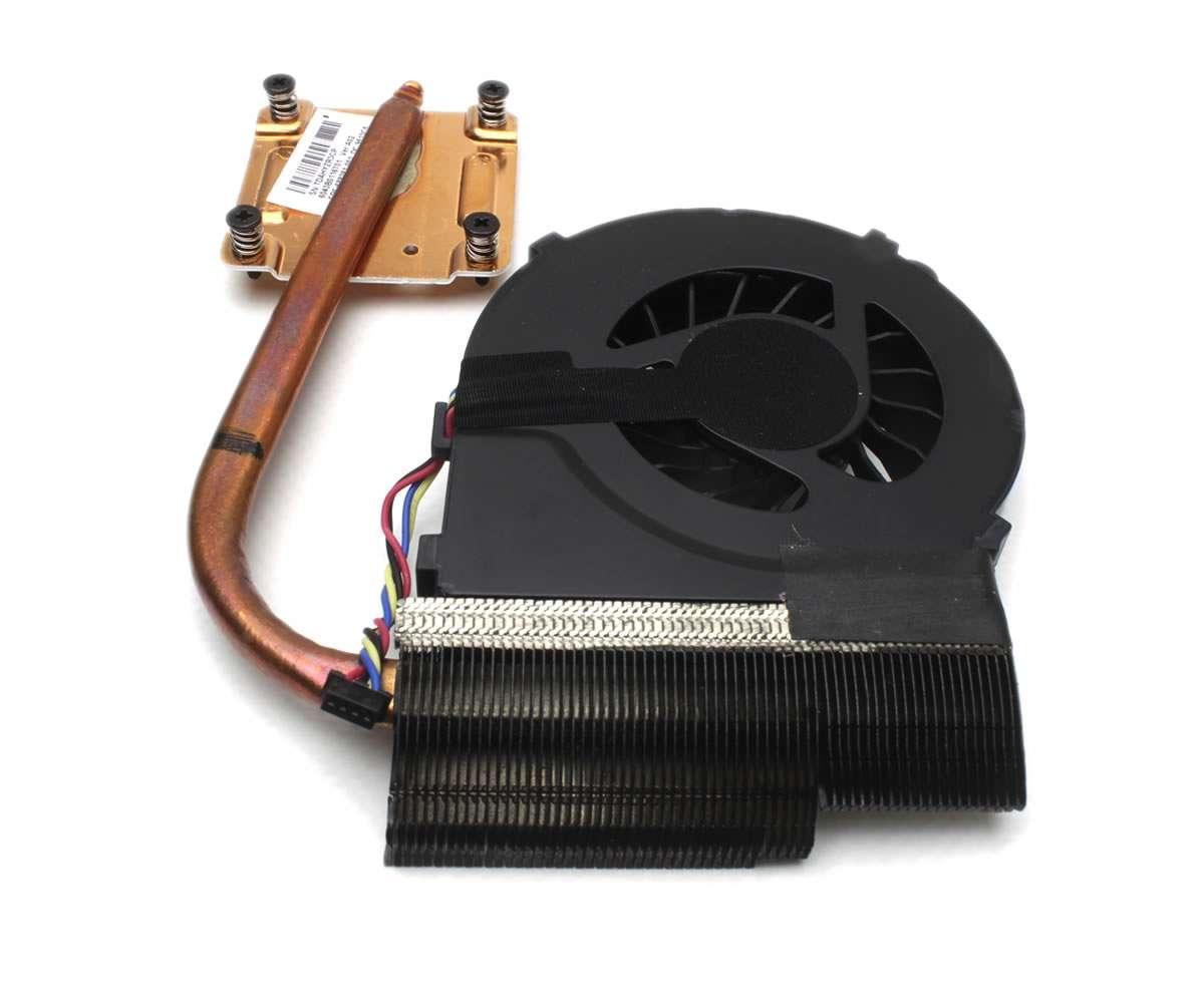 Cooler laptop HP Pavilion G6-1A cu heatpipe imagine