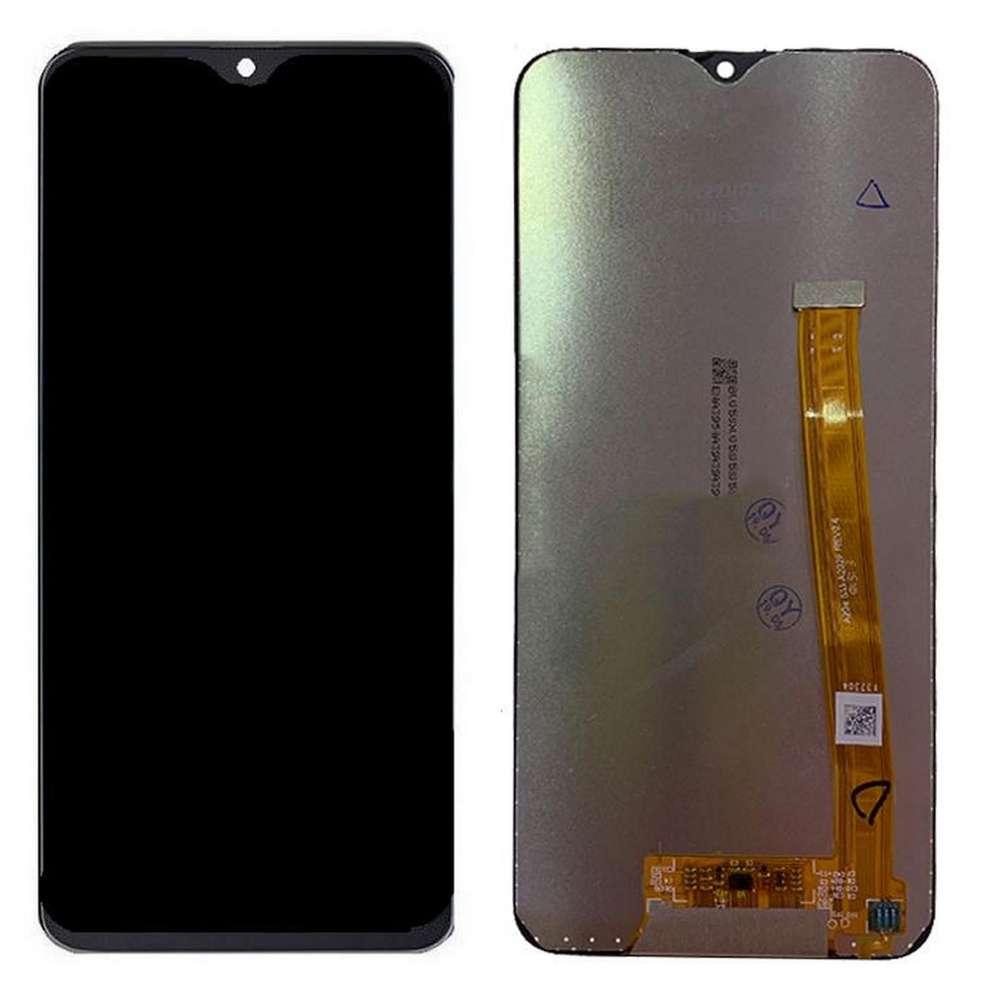 Display Samsung Galaxy A20E A202 Black Negru imagine powerlaptop.ro 2021