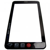 Digitizer Touchscreen Allview AX4 Nano cu Rama Swap Original. Geam Sticla Tableta Allview AX4 Nano cu Rama Swap Original