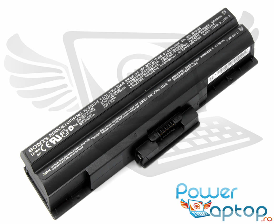 Baterie Sony Vaio VGN TX Originala imagine powerlaptop.ro 2021