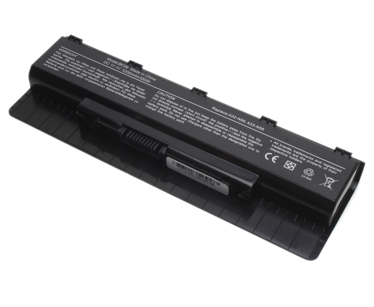 Baterie Asus N56JK imagine