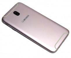 Capac Baterie Samsung Galaxy J7 2017 J730H Roz Pink. Capac Spate Samsung Galaxy J7 2017 J730H Roz Pink
