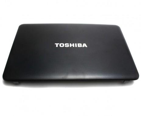 Carcasa Display Toshiba Satellite S855. Cover Display Toshiba Satellite S855. Capac Display Toshiba Satellite S855 Neagra
