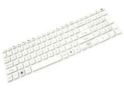 Tastatura Acer  90.4YU07.SOR alba. Keyboard Acer  90.4YU07.SOR alba. Tastaturi laptop Acer  90.4YU07.SOR alba. Tastatura notebook Acer  90.4YU07.SOR alba