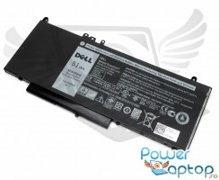 Baterie Dell  8V5GX Originala 51Wh 4 celule. Acumulator Dell  8V5GX. Baterie laptop Dell  8V5GX. Acumulator laptop Dell  8V5GX. Baterie notebook Dell  8V5GX