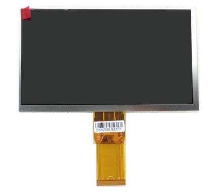 Display EBODA Revo R76 GPS ORIGINAL. Ecran TN LCD tableta EBODA Revo R76 GPS ORIGINAL