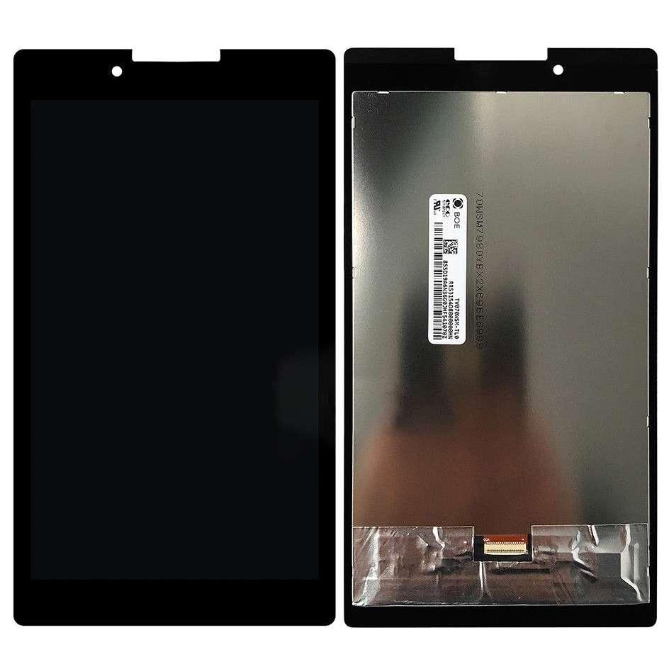 Ansamblu LCD Display Touchscreen Lenovo Tab 2 A7 30F imagine powerlaptop.ro 2021