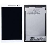 Ansamblu Display LCD  + Touchscreen Asus Zenpad 8.0 Z380 P024 Alb. Modul Ecran + Digitizer Asus Zenpad 8.0 Z380 P024 Alb