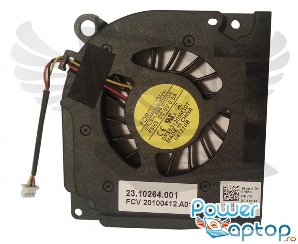 Cooler laptop Dell Latitude D631 imagine powerlaptop.ro 2021