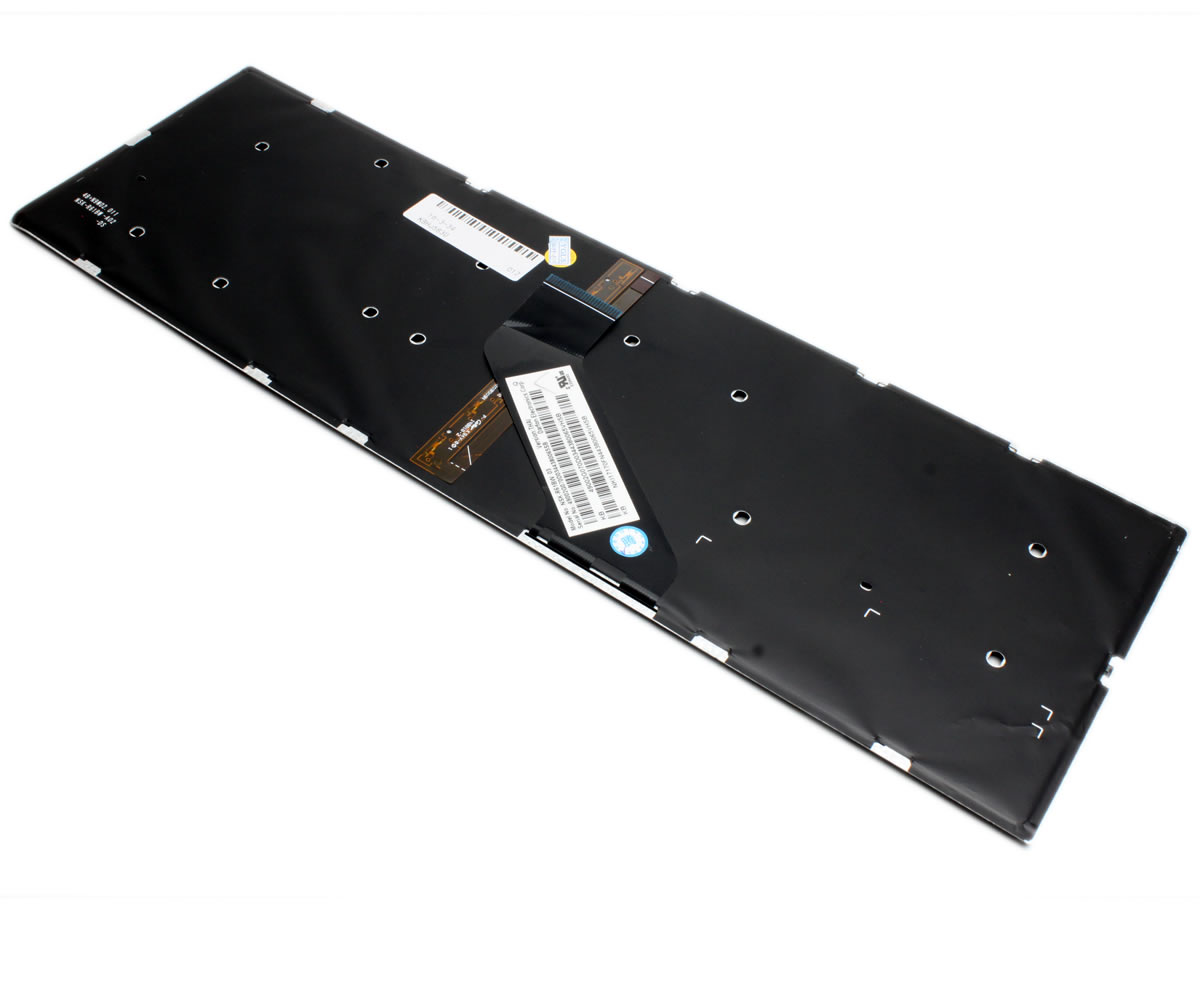 Tastatura Packard Bell EasyNote TS45HR iluminata backlit imagine powerlaptop.ro 2021