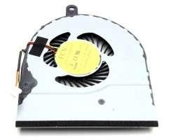 Cooler laptop Dell Inspiron 17 5758. Ventilator procesor Dell Inspiron 17 5758. Sistem racire laptop Dell Inspiron 17 5758