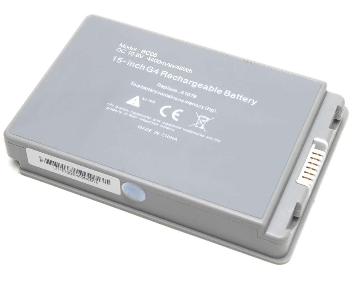 Baterie Apple MacBook A1078. Acumulator Apple MacBook A1078. Baterie laptop Apple MacBook A1078. Acumulator laptop Apple MacBook A1078. Baterie notebook Apple MacBook A1078