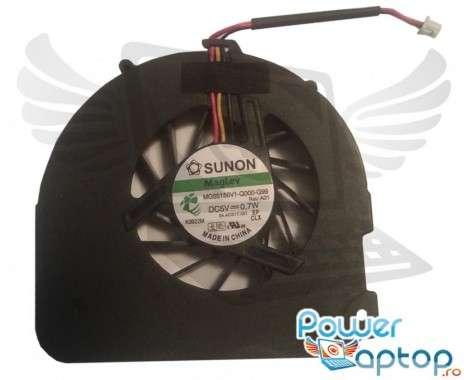 Cooler laptop Acer Aspire 5536. Ventilator procesor Acer Aspire 5536. Sistem racire laptop Acer Aspire 5536