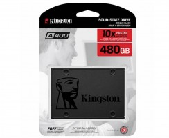 SSD Kingston A400 480GB 2.5 inch SATA III