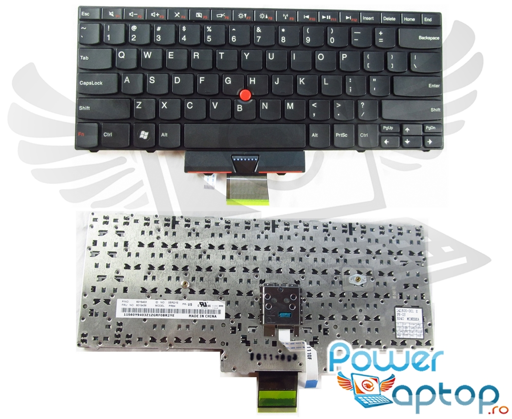 Tastatura Lenovo ThinkPad Edge E30 imagine powerlaptop.ro 2021