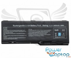Baterie Dell Inspiron E1705. Acumulator Dell Inspiron E1705. Baterie laptop Dell Inspiron E1705. Acumulator laptop Dell Inspiron E1705. Baterie notebook Dell Inspiron E1705