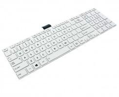 Tastatura Toshiba Satellite C850 Alba. Keyboard Toshiba Satellite C850 Alba. Tastaturi laptop Toshiba Satellite C850 Alba. Tastatura notebook Toshiba Satellite C850 Alba