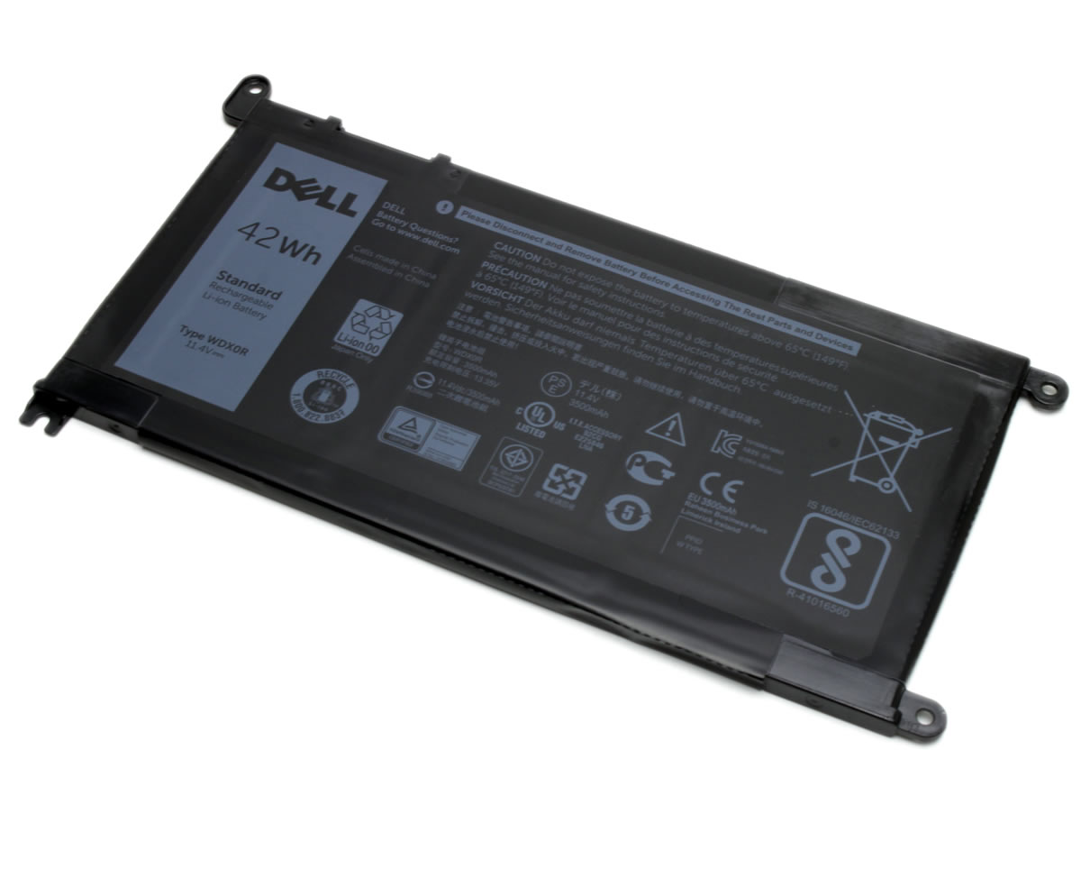 Baterie Dell Inspiron 5575 Originala 42Wh. Acumulator Dell Inspiron 5575. Baterie laptop Dell Inspiron 5575. Acumulator laptop Dell Inspiron 5575. Baterie notebook Dell Inspiron 5575