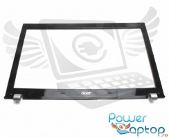 Bezel Front Cover Acer Aspire V3-571G. Rama Display Acer Aspire V3-571G Neagra