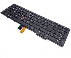 Tastatura Lenovo Thinkpad W550S iluminata backlit. Keyboard Lenovo Thinkpad W550S iluminata backlit. Tastaturi laptop Lenovo Thinkpad W550S iluminata backlit. Tastatura notebook Lenovo Thinkpad W550S iluminata backlit