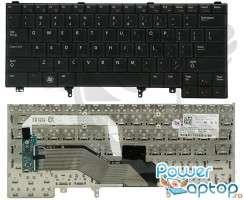 Tastatura Dell Latitude E6430 ATG. Keyboard Dell Latitude E6430 ATG. Tastaturi laptop Dell Latitude E6430 ATG. Tastatura notebook Dell Latitude E6430 ATG